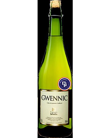 Cidre Séhédic - Gwennic - 2019 - 75 cl -