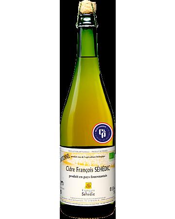 Cidre Séhédic - Traditionnel - 2019 - 75 cl