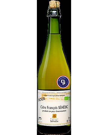 Cidre Séhédic - Doux - 2019 - 75 cl