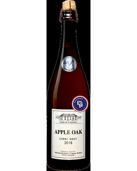 Ferme de la Sapinière - Apple oak - 2018 - 75 cl