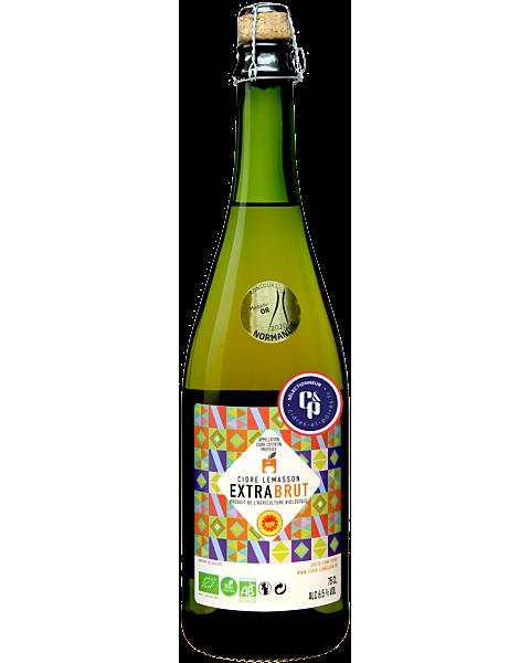 Cidre Lemasson – AOP Cotentin Extra-brut - 2019 - 75 cl