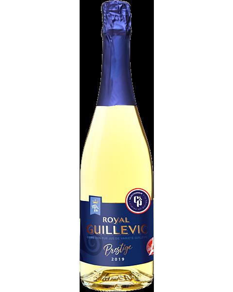 Cidrerie Rhuys Nicol - Royal Guillevic Prestige – 2019 - 75 cl