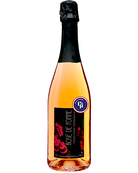Cidrerie de Rhuys Nicol - Rose de Pomme - 75 cl